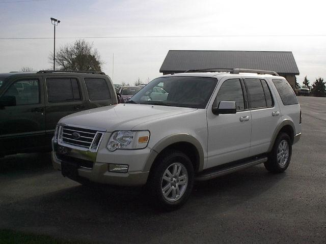 2010 ford explorer eddie bauer for sale in bad axe michigan classified. Black Bedroom Furniture Sets. Home Design Ideas