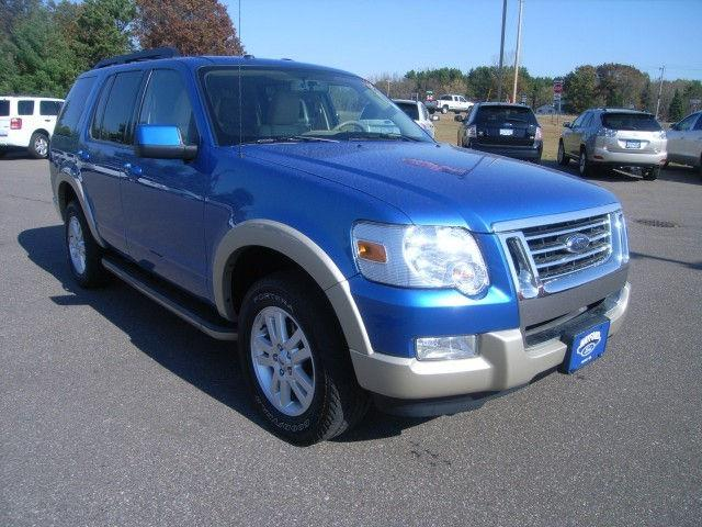 2010 ford explorer eddie bauer for sale in isanti minnesota classified. Black Bedroom Furniture Sets. Home Design Ideas