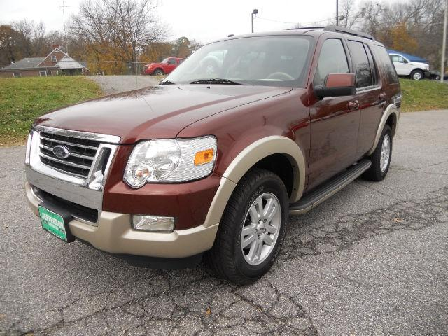 2010 ford explorer eddie bauer for sale in jefferson georgia. Cars Review. Best American Auto & Cars Review