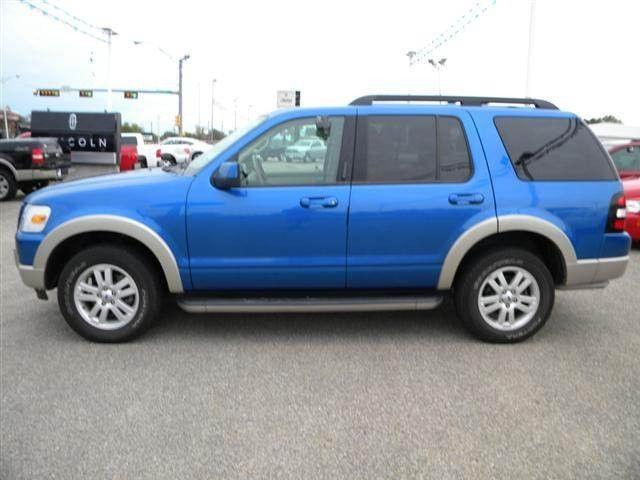 2010 ford explorer eddie bauer for sale in pampa texas classified. Cars Review. Best American Auto & Cars Review