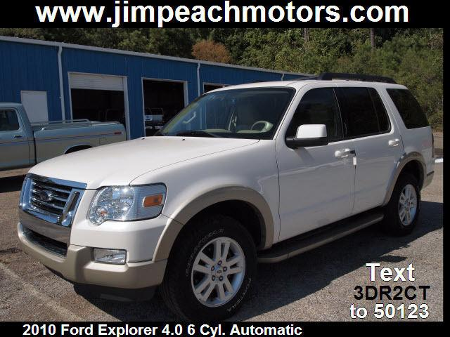 2010 ford explorer eddie bauer for sale in brewton alabama classified. Cars Review. Best American Auto & Cars Review