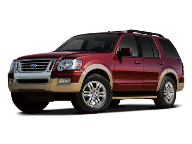 2010 Ford Explorer Limited 4x2 Limited 4dr SUV