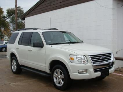 2010 ford explorer rwd 4dr xlt for sale in dallas texas classified. Black Bedroom Furniture Sets. Home Design Ideas
