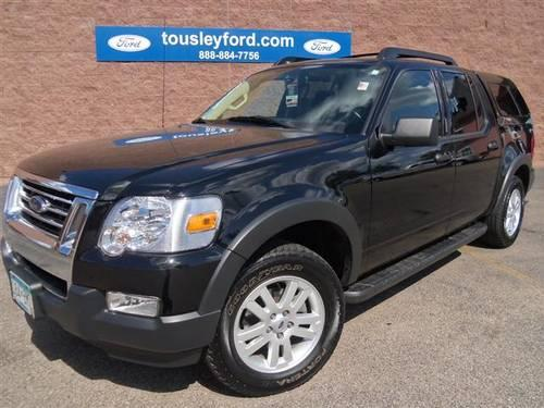 2010 ford explorer sport trac for sale in saint paul minnesota classified. Black Bedroom Furniture Sets. Home Design Ideas
