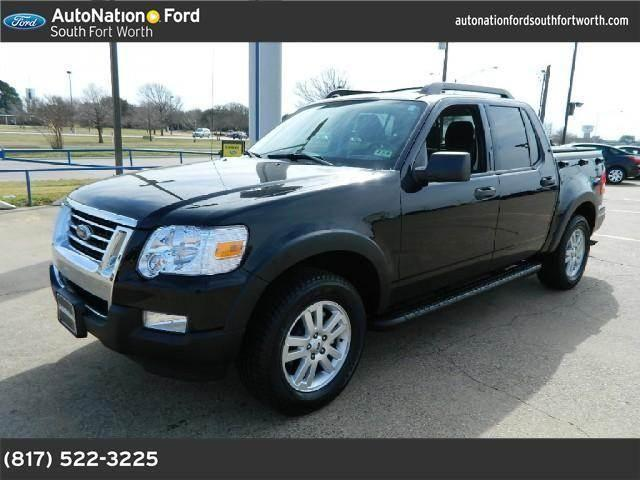 2010 ford explorer sport trac for sale in fort worth texas classified. Black Bedroom Furniture Sets. Home Design Ideas