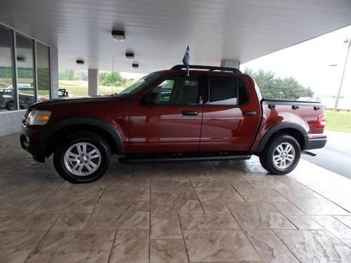 2010 ford explorer sport trac crew cab pickup xlt crew cab 4x4 for sale in sweetwater tennessee. Black Bedroom Furniture Sets. Home Design Ideas