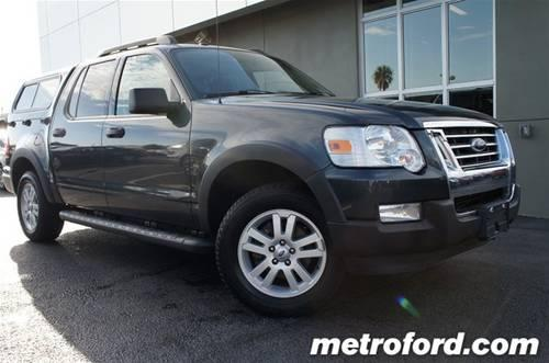 2010 ford explorer sport trac suv xlt for sale in miami florida classified. Black Bedroom Furniture Sets. Home Design Ideas