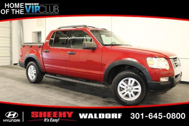 2010 ford explorer sport trac xlt 4x4 xlt 4dr crew cab for sale in waldorf maryland classified. Black Bedroom Furniture Sets. Home Design Ideas