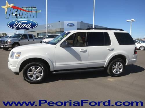 2010 ford explorer suv xlt for sale in peoria arizona classified. Black Bedroom Furniture Sets. Home Design Ideas