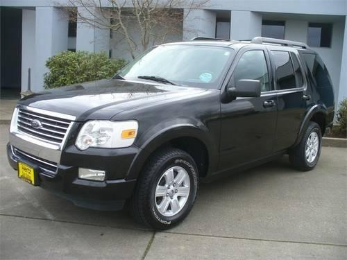 2010 ford explorer suv xlt for sale in albany oregon. Black Bedroom Furniture Sets. Home Design Ideas