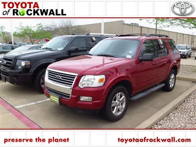 2010 ford explorer xlt 4x2 xlt 4dr suv for sale in rockwall texas classified. Black Bedroom Furniture Sets. Home Design Ideas