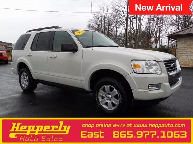 2010 ford explorer xlt 4x2 xlt 4dr suv for sale in maryville tennessee classified. Black Bedroom Furniture Sets. Home Design Ideas