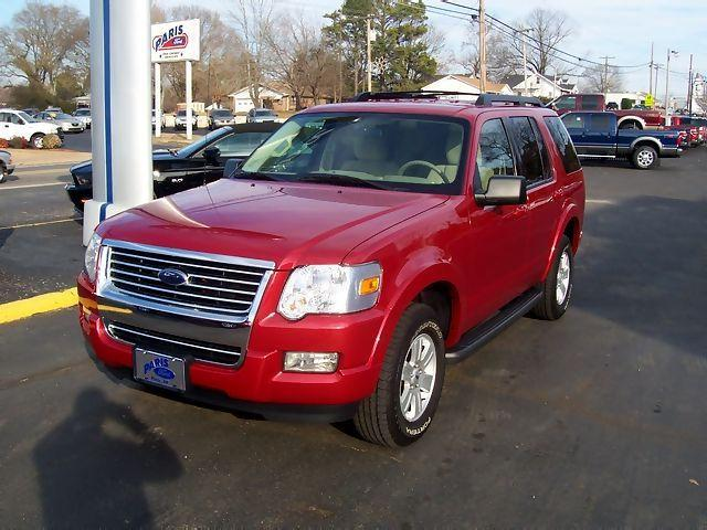 2010 ford explorer xlt for sale in paris arkansas classified. Cars Review. Best American Auto & Cars Review