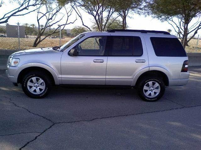 2010 ford explorer xlt for sale in las vegas nevada classified. Cars Review. Best American Auto & Cars Review