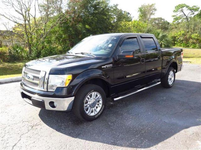 2010 ford f 150 2wd supercrew lariat for sale in brooksville florida classified. Black Bedroom Furniture Sets. Home Design Ideas