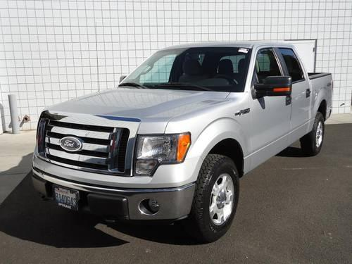 2010 Ford F-150 4 Door Crew Cab Short Bed Truck XLT