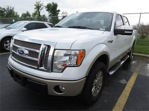 2010 Ford F 150 4d Crew Cab For Sale In Springfield