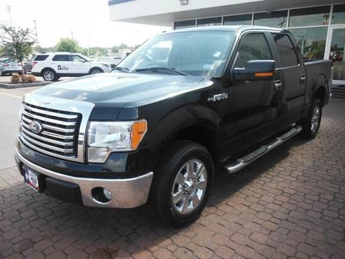 2010 ford f 150 4d crew cab xlt for sale in orange texas classified. Black Bedroom Furniture Sets. Home Design Ideas