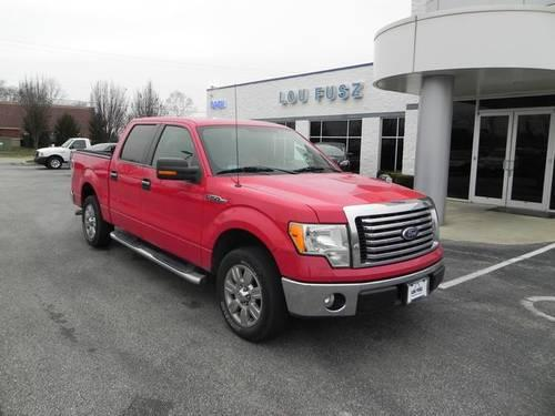 2010 ford f 150 4d crew cab xlt for sale in chesterfield missouri classified. Black Bedroom Furniture Sets. Home Design Ideas