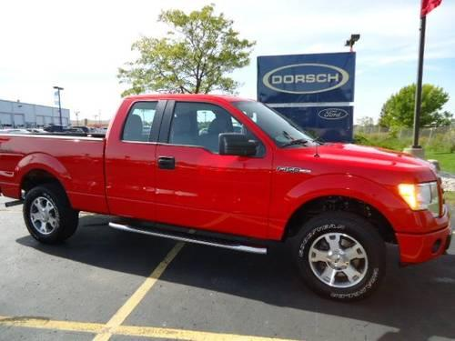 Dorsch Ford Kia >> 2010 Ford F-150 4D Extended Cab STX for Sale in Green Bay, Wisconsin Classified | AmericanListed.com