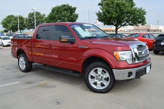 2010 ford f 150 4d supercrew lariat for sale in fort worth texas classified. Black Bedroom Furniture Sets. Home Design Ideas
