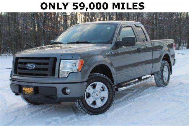 2010 Ford F 150 4x4 Stx 4dr Supercab Styleside 6 5 Ft Sb