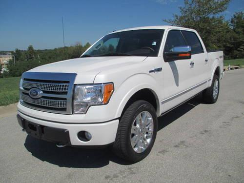 2010 ford f 150 crew cab 4x4 platinum sunroof leather navi rear window for sale in fayetteville. Black Bedroom Furniture Sets. Home Design Ideas