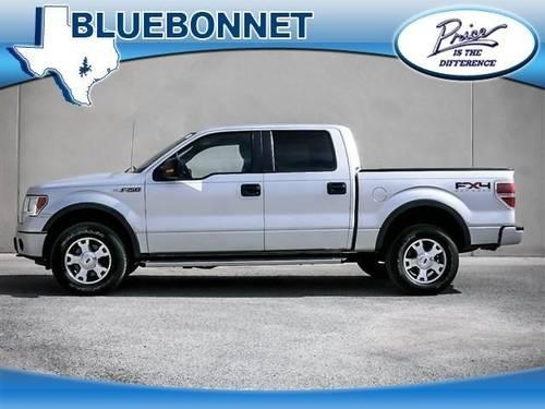 2010 ford f 150 crew cab pickup 4wd supercrew 145 fx4 for sale in canyon lake texas classified. Black Bedroom Furniture Sets. Home Design Ideas