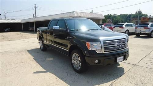2010 Ford F-150 Crew Cab Pickup
