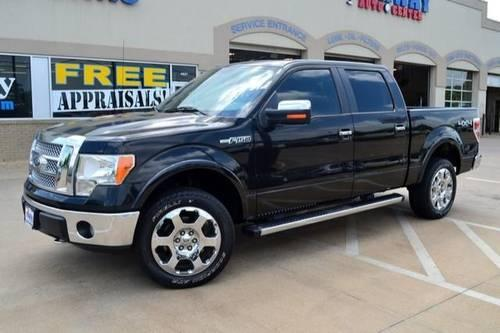 2010 ford f 150 crew cab pickup lariat for sale in tyler texas classified. Black Bedroom Furniture Sets. Home Design Ideas