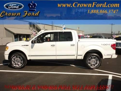 2010 ford f 150 crew cab pickup platinum for sale in nashville tennessee classified. Black Bedroom Furniture Sets. Home Design Ideas