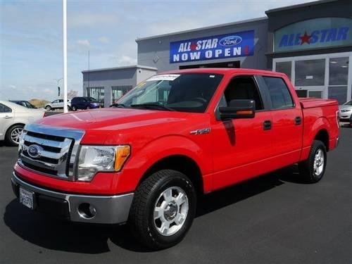 2010 ford f 150 crew cab pickup xlt for sale in bay point california classified. Black Bedroom Furniture Sets. Home Design Ideas