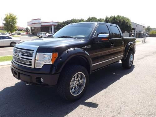 2010 ford f 150 crew cab platinum for sale in hot springs arkansas classified. Black Bedroom Furniture Sets. Home Design Ideas