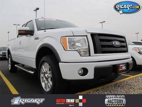 2010 Ford F 150 Extended Cab Lariat For Sale In Columbus