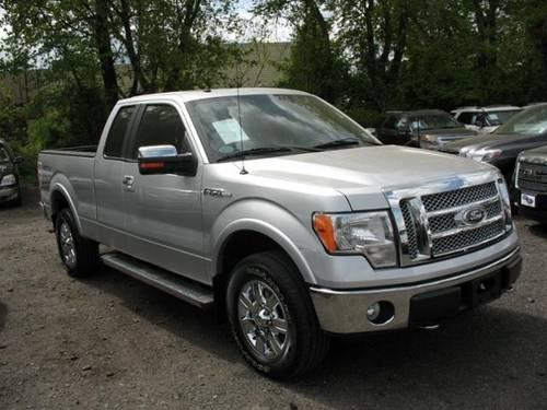 2010 ford f 150 extended cab pickup 4wd supercab 145 lariat for sale in lionshead lake new. Black Bedroom Furniture Sets. Home Design Ideas