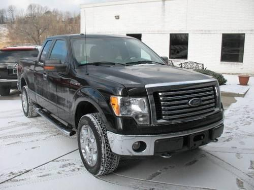 2010 ford f 150 extended cab pickup xlt for sale in pittsburgh pennsylvania classified. Black Bedroom Furniture Sets. Home Design Ideas