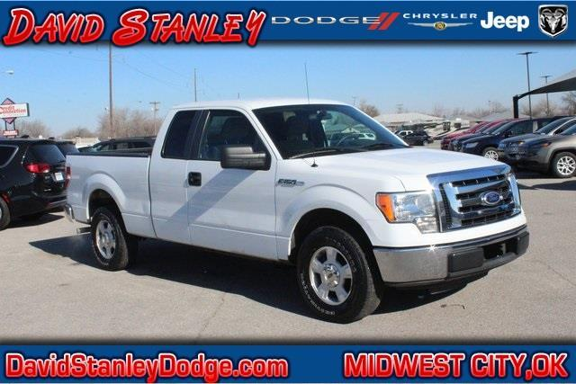 2010 Ford F-150 FX2 4x2 FX2 4dr SuperCab Styleside 6.5