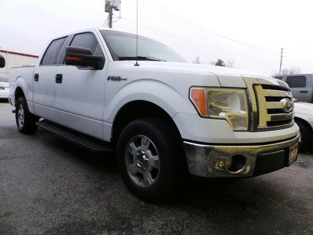 2010 Ford F-150 FX2 4x2 FX2 4dr SuperCrew Styleside 5.5