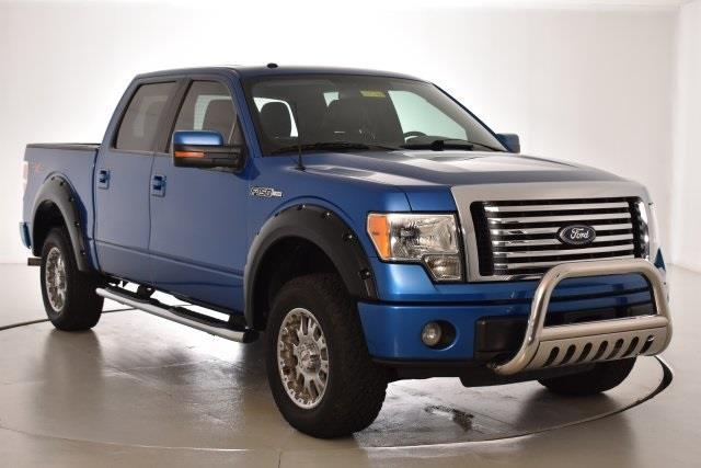 2010 Ford F-150 FX4 4x4 FX4 4dr SuperCrew Styleside 5.5