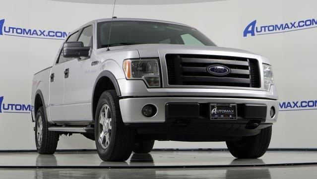 2010 Ford F-150 FX4 4x4 FX4 4dr SuperCrew Styleside 6.5