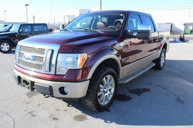2010 ford f 150 king ranch 4x4 king ranch 4dr supercrew styleside 5 5 ft sb for sale in mount. Black Bedroom Furniture Sets. Home Design Ideas
