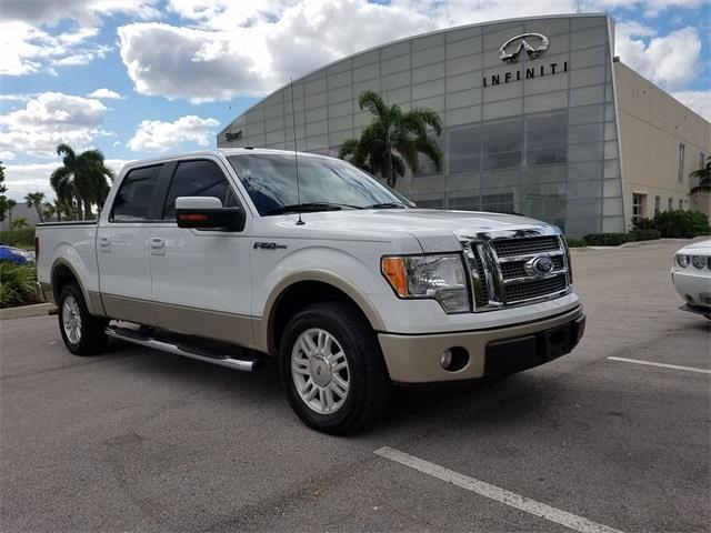 2010 Ford F-150 Lariat 4x2 Lariat 4dr SuperCrew