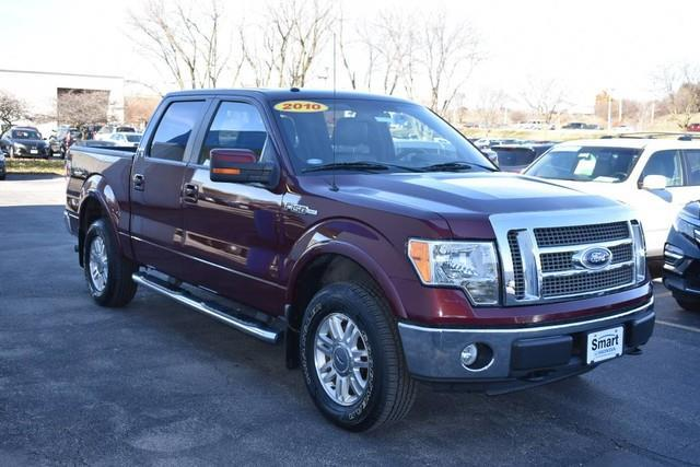 2010 Ford F-150 Lariat 4x4 Lariat 4dr SuperCrew