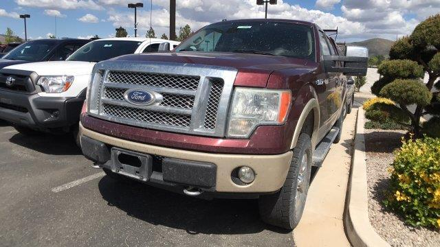2010 ford f 150 lariat 4x4 lariat 4dr supercrew styleside. Black Bedroom Furniture Sets. Home Design Ideas