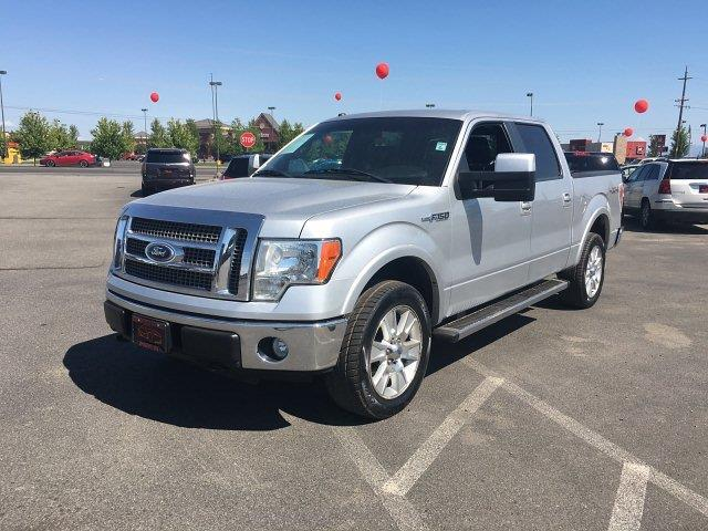 2010 ford f 150 lariat 4x4 lariat 4dr supercrew styleside 5 5 ft sb for sale in spokane. Black Bedroom Furniture Sets. Home Design Ideas