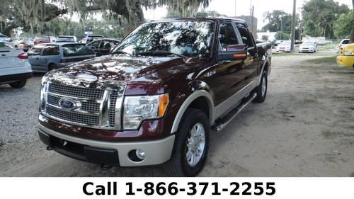 2010 Ford F-150 Lariat - 55k Miles - Leather Seats