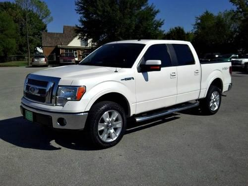 2010 ford f 150 pickup truck 4wd supercrew 145 lariat for sale in ardmore oklahoma classified. Black Bedroom Furniture Sets. Home Design Ideas