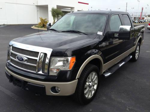 2010 ford f 150 pickup truck king ranch for sale in panama city. Cars Review. Best American Auto & Cars Review