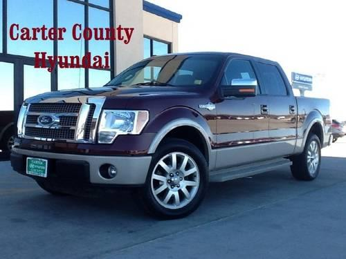 2010 ford f 150 pickup truck lariat king ranch for sale in ardmore oklahoma classified. Black Bedroom Furniture Sets. Home Design Ideas
