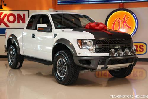 2010 ford f 150 pickup truck svt raptor for sale in addison texas classified. Black Bedroom Furniture Sets. Home Design Ideas